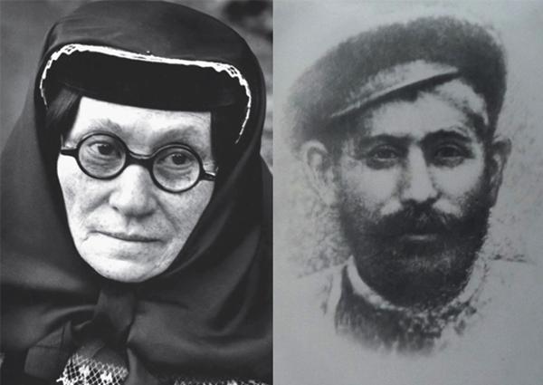 Екатерина и Виссарион