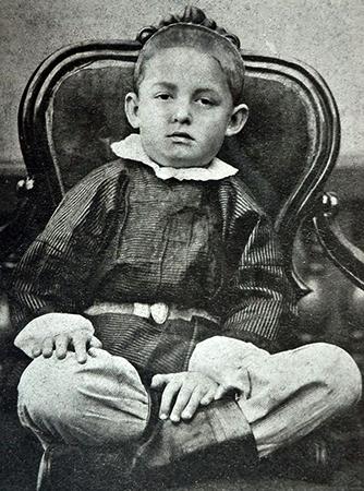 Менделеев в детстве