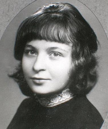 Молодая Марина Цветаева