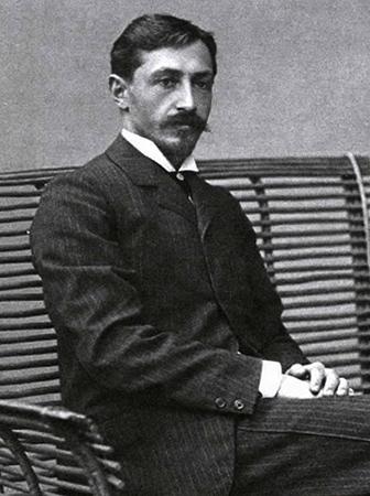 Писатель Иван Бунин