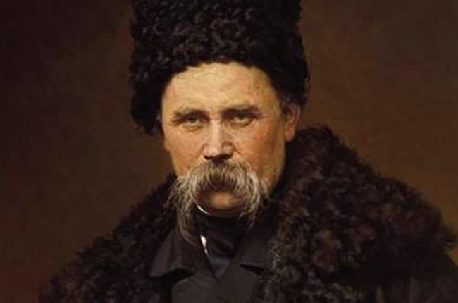 Поэт Тарас Шевченко