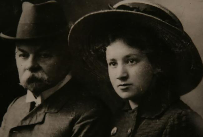 Родители Марины Цветаевой