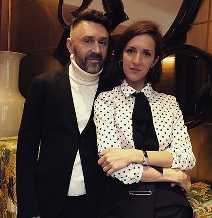 Сергей и Матильда