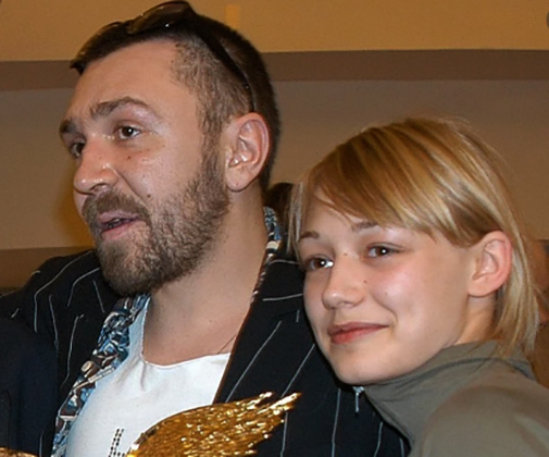 Сергей и Оксана