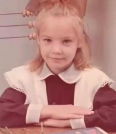 Татьяна в детстве