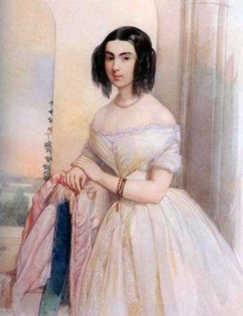 Толстая Елизавета Васильевна