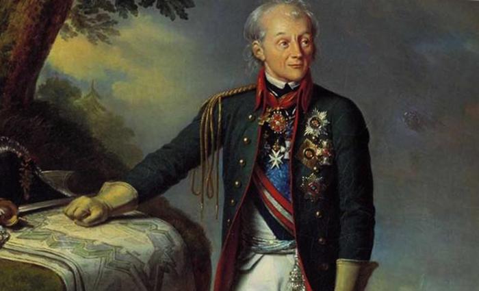 Великий Александр Суворов