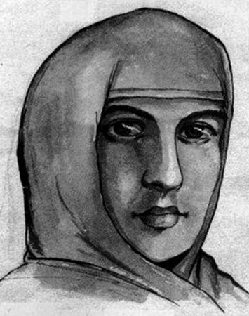 Жена Софья