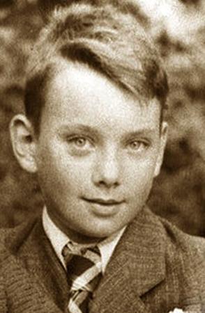 Алексей в детстве