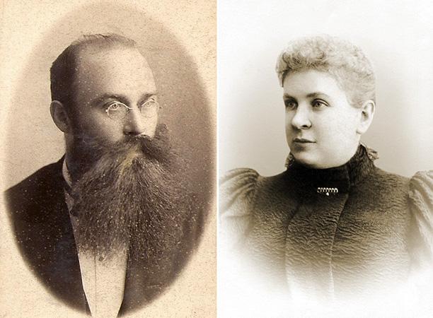 Афанасий Иванович и Варвара Михайловна — родители Михаила