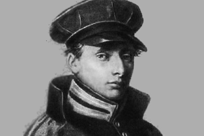 Владимир Даль в молодости
