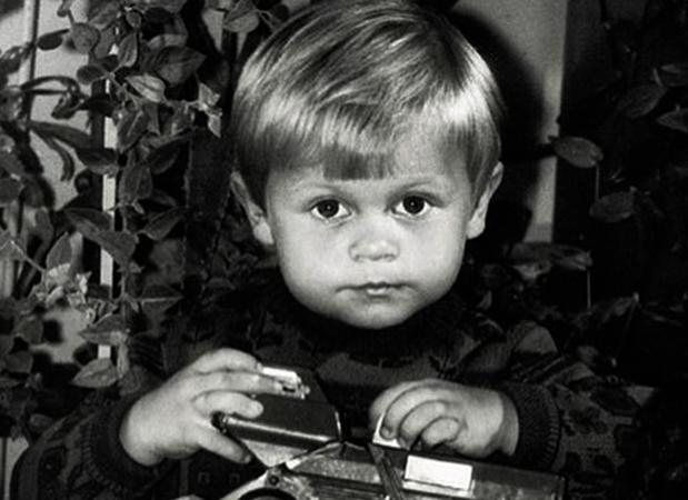 Павел в детстве