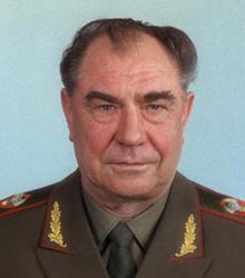 Язов Дмитрий Тимофеевич