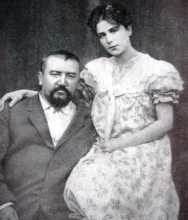 С Елизаветой Гейнрих