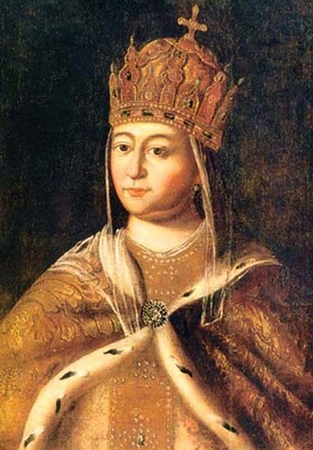 Евдокия Лопухина