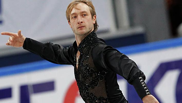 Евгений Плющенко сейчас
