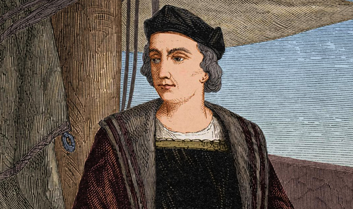 Христофор в экспедиции