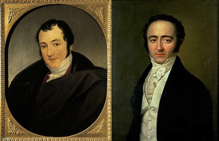 Карл Томас и Франц Ксавер