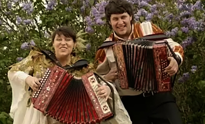 Анастасия и Геннадий