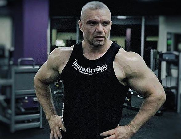 Владимир Епифанцев в хорошей форме