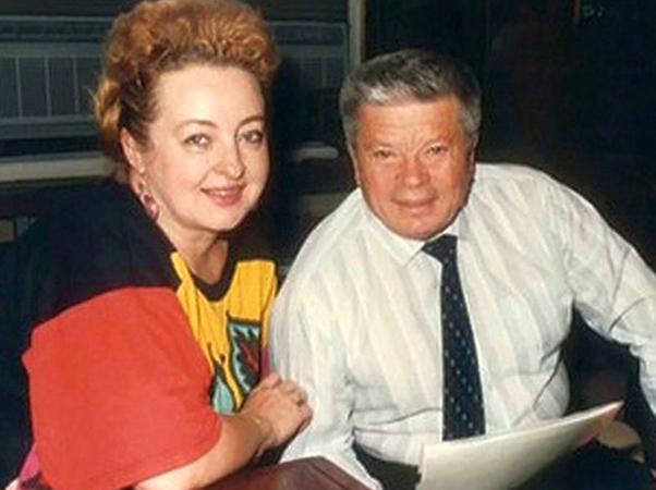 С Ирэн Ефимовной