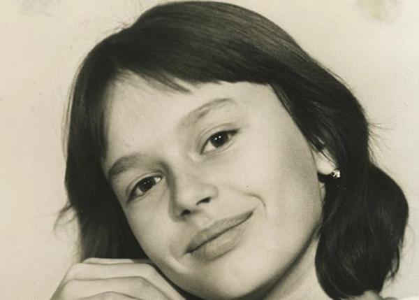 Ирина в детстве