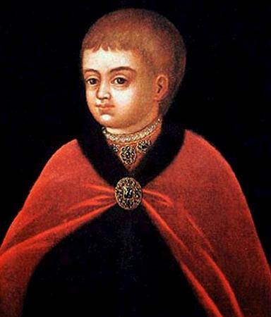Иван Грозный в детстве