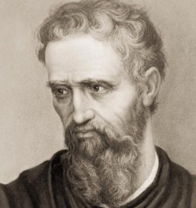 Как выглядел Микеланджело Буонарроти