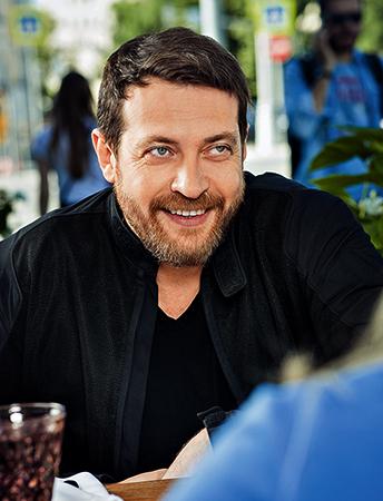 Актер Кирилл Сафонов