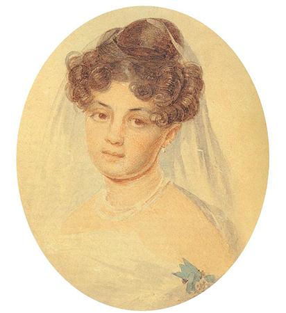 Ольга Степановна Ланская