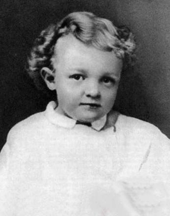 Ленин в детстве