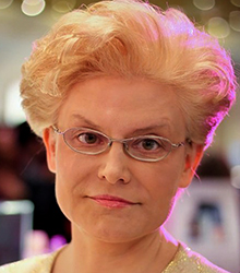 Малышева (Шабунина) Елена Васильевна