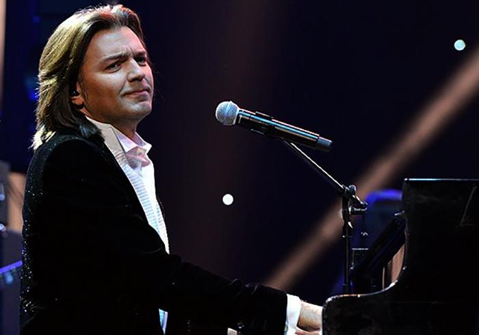 Во время концерта Дмитрия Маликова