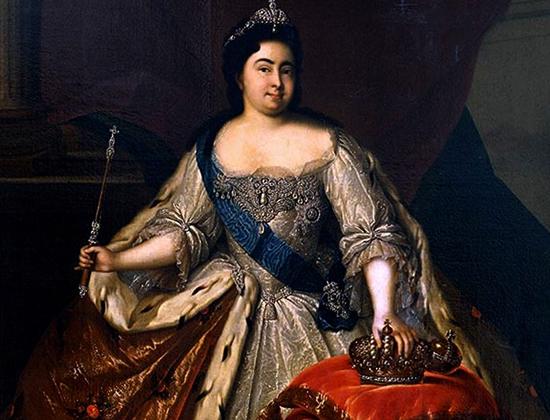 Марта Скавронская  (Екатерина I)