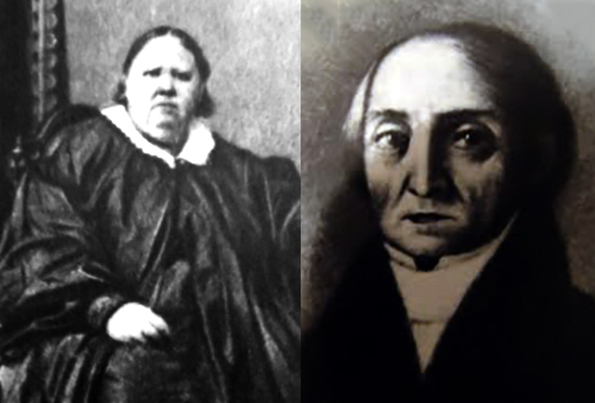 Мать и отец Михаила