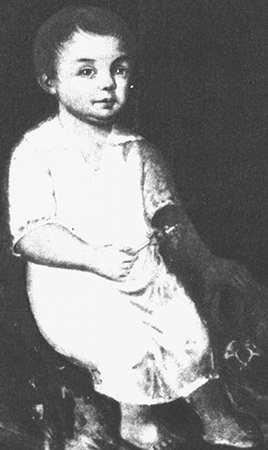 Михаил в детские годы