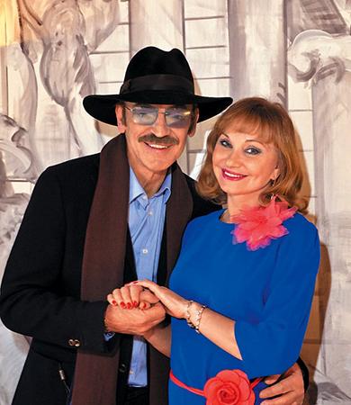 Михаил и Лариса