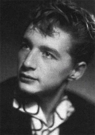 Эдуард в молодости