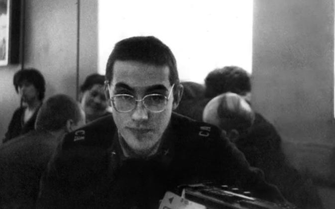 Андрей в молодости