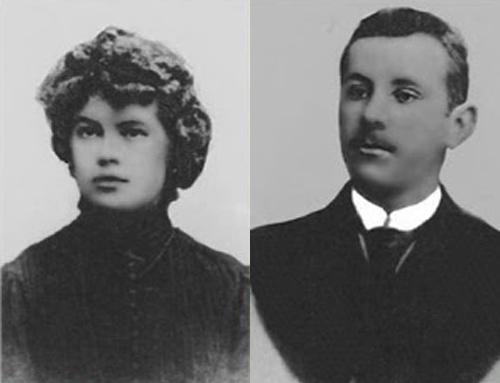 Варвара Петровна и Николай Петрович — родители Николая