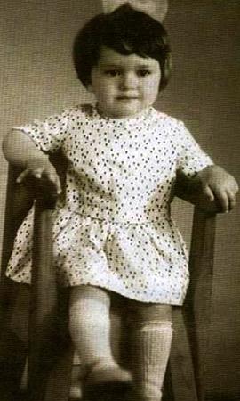 Ольга в 3 года