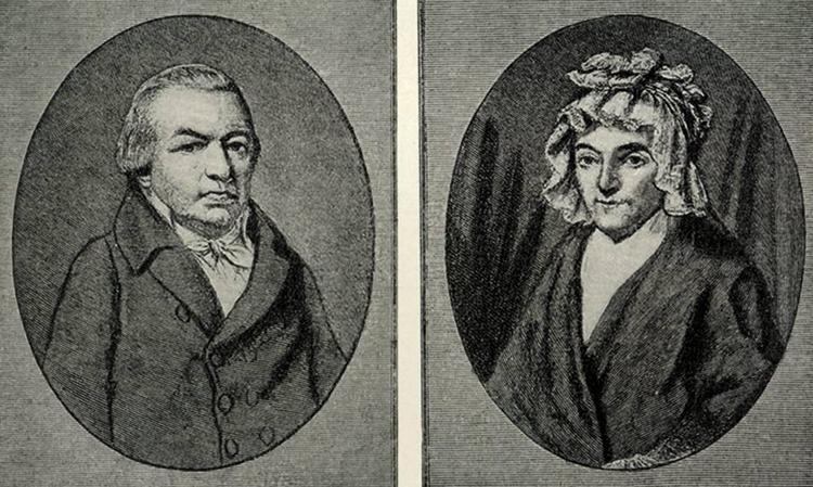 Иоганн Бетховен и Мария Магдалина — родители Людвига