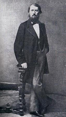 Писатель Алексей Плещеев