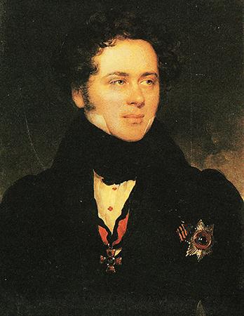 Писатель Антоний Погорельский