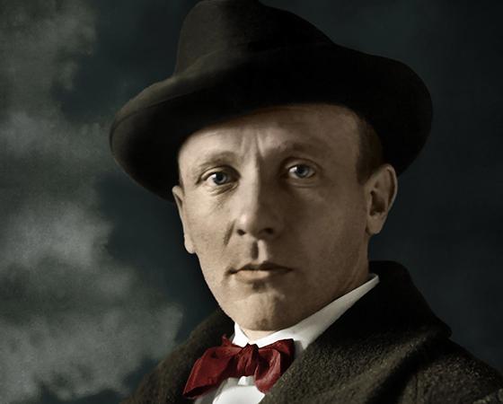 Великий писатель Михаил Булгаков