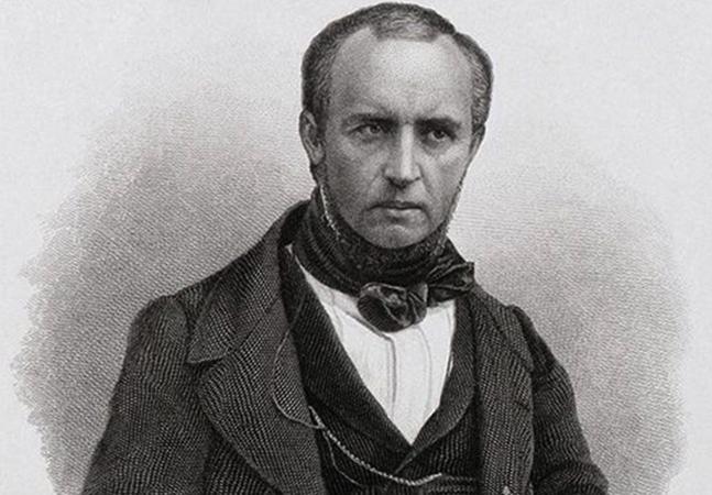 Писатель Владимир Одоевский