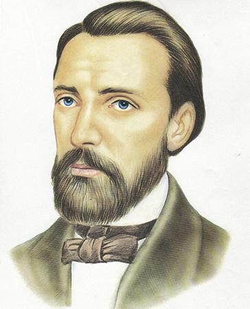 Портрет Ивана Никитина
