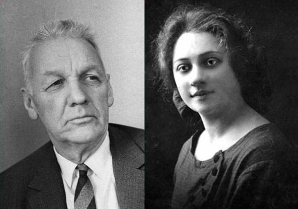 Николай Павлович и Елена Мельхиоровна — родители Михаила