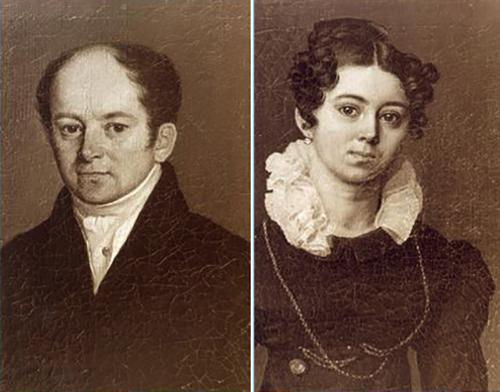 Андрей Петрович и Софья Андреевна — родители Николая