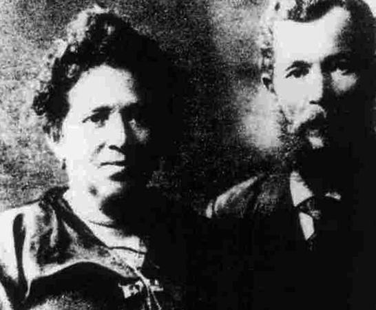 Родители Марка Шагала